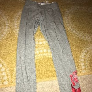 LIMITED EDITION nike cotton leggings